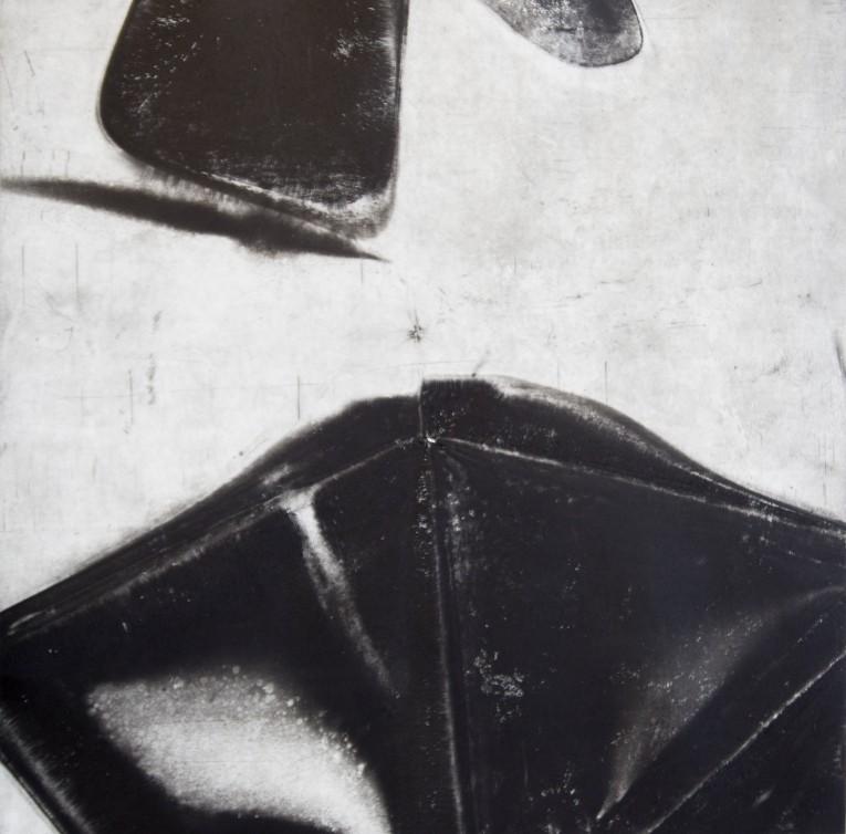Radierung Simon Knab