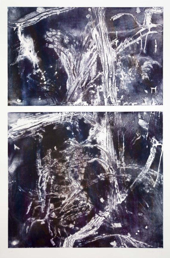 Substanz(blauviolet) Simon Knab