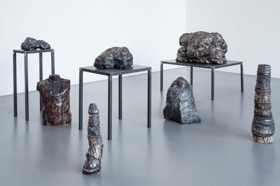 ensemble ceramics Simon Knab