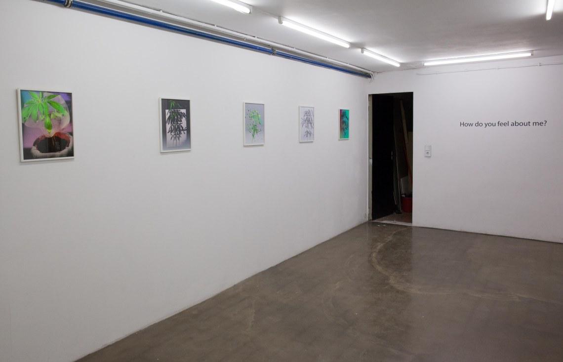 Simon Knab How do you feel about me? Erratum Galerie